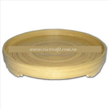 multi design bamboo tray beverage serving tray
