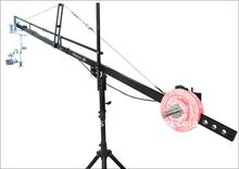 Proaim 12ft foque del brazo con la horca stand de apoyo de las cámaras de pesaje hasta 6.8kg/15 libras (p-12-js)