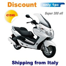 (Discount) 2015 NEW low cost cheap gas scooter for sale 300cc EFI HIGH quality EEC (Super EFI)