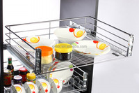 China export supplier! New! ChuZhiL deluxe kitchen versatile hanging storage rack spice holder pot lid holder AB-664