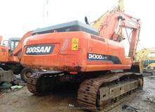 Used Doosan Daewoo DH300LC-7 crawler excavator