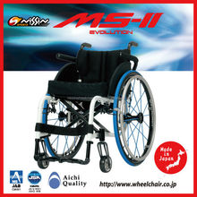 Fashionable and Reliable custom made modular wheelchair with multiple functions