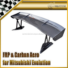 For Mitsubishi Evolution EVO 7 8 9 Voltex Type 5 Cyber EVO GT Wing 1700mm (Street Version Low Stand 290mm)