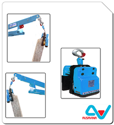 Ausavina Auto lock stone handling equipment lifter, stone clamp, material handling equipment, granite, marble