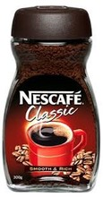NESTLE Classic Coffee , Nestle Gold Cafe , Instant Coffee