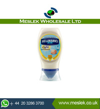 Helmanns Squeezy Light Mayonnaise - Wholesale Hellmann's