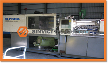 Pre-owned/Second hand/Used injection molding machine SUMITOMO SH150A