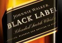 Johnnie Walker Black Label Old Scotch Whisky