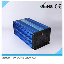 2500W/5000W car power inverter