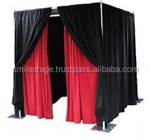 Wholesale pipe and drape for digital photo booth from China factory