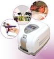 portátil máquina de la belleza de la terapia de oxígeno facial equipo portátil de oxígeno piel