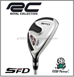 Hot-selling and popular electric golf car and used Hybrid ROYAL COLLECTION RC SFD(2013) with good condition