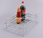 water bottle cage, self storage container,wire mesh storage baskets for storage