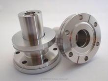 Durable and High quality sanitary fittings price machining with NC lathes for industrial use