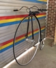 High wheel bike, Penny farthing , Classic bike, Antique bike
