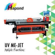 Roll-to-Roll & Flatbed UV Inkjet Printer - UV ME-JET