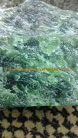 Green Nephrite jade rough