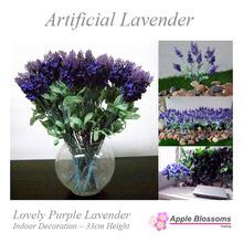 Artificial Lavender Flower