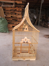 "Beautiful BIRD""S HOUSE, Handicrafts BAMBOO BIRD CAGES at Cheap Price"