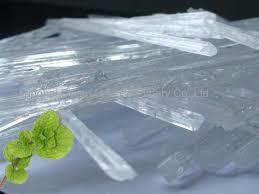 Haute Pur Naturel Menthol Cristal, Vente Chaude cristaux de Menthol USP 37