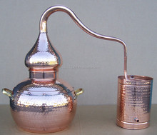 Distillery 1 liter to 50 liters * Still * Alambicco * Alambique * Alembic * handmade copper