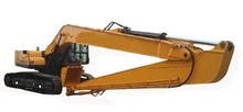 High Reach Excavator Arm and Boom / Bucket Cylinder Excavator Attachments