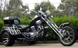 250cc Road Warrior 3 Wheeled Chopper