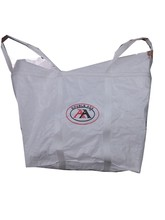 High quality 2 ton bulk bag for packing small pack of 50kgs cement custom order