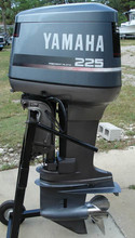 Discount rate for Used Yamaha 225HP Outboards Motors