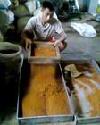 Cristal granulado Natural Arenga palma açúcar a granel caixa de saco