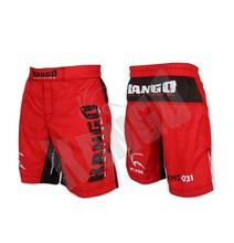 MMA SHORT, FIGHT SHORT, MMA GEAR, BOXING SHORT RED