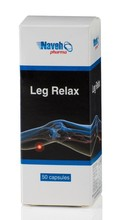 Naveh Pharma New Leg Relax Muscle Pain Relief Safe Effective Fast Action Formula