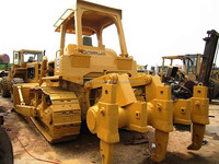 Used Bulldozer Cat D7G With Ripper /Caterpillar D5 D6 D7 D8 Bulldozer /Cat D6D D6G D7G D8K Track Dozer