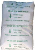 PURE Organic Dead Sea Bath Salt Dry and Clean
