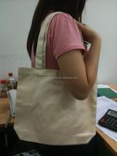 Ready make canvas bag