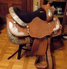 Original Billy Royal Classic 2000 Limited Edition Show Saddle, Billy Royal Western