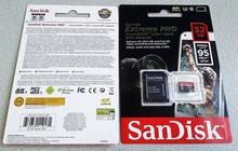 SaniDisk Extreme PRO Class 10 MicroSD 16GB - 64GB SDSDQXP-032G-G46A