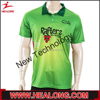 China supplier customized 100% polyester sublimated fishing shirt fishing jersey