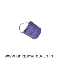 Furnace Observation blue Face Shield