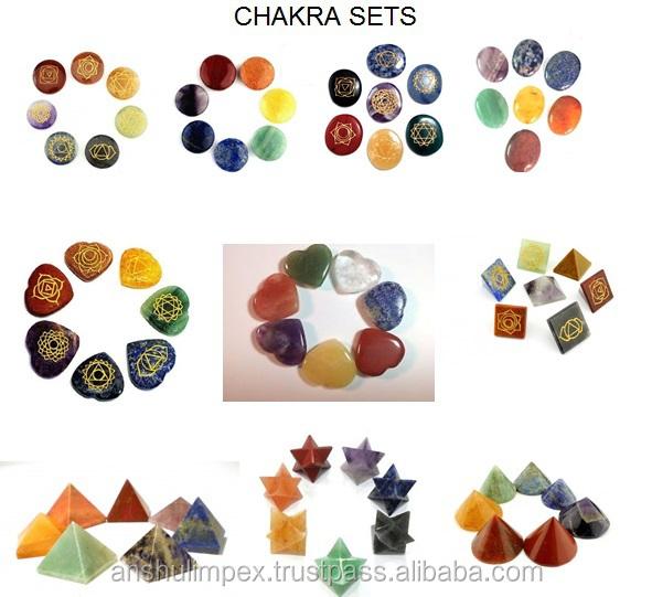Chakra Sets 1
