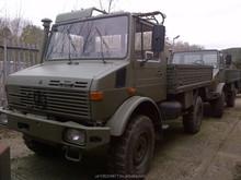 Mercedes Unimog U1300L 4x4 Truck ex army