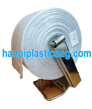 HDPE for food perforated plastic bags