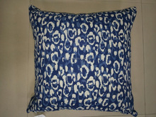 Block Printed cushion cover and quilts