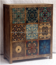 Oriental Style Cabinets