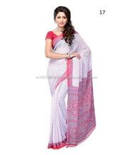 sarees for girls / gujarati sarees blouses design