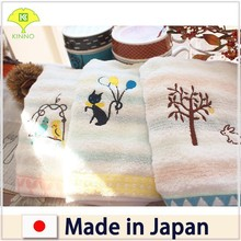 Japanese designer's and fashionable towels , distributor wanted belgium , handkerchiefs also available