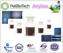 El mejor precio desencolado concentrada enzima alfa amilasa