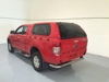 Ford Ranger Extra Cab canopy side fold up windows
