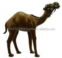 Leather Stuffed Camel