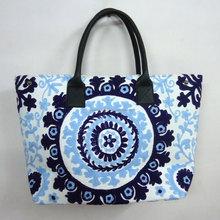 Big large Tote Suzani Bag for Ladies | Roopantaran